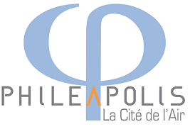 Philéapolis écosystème Drones Professionnels International Logo